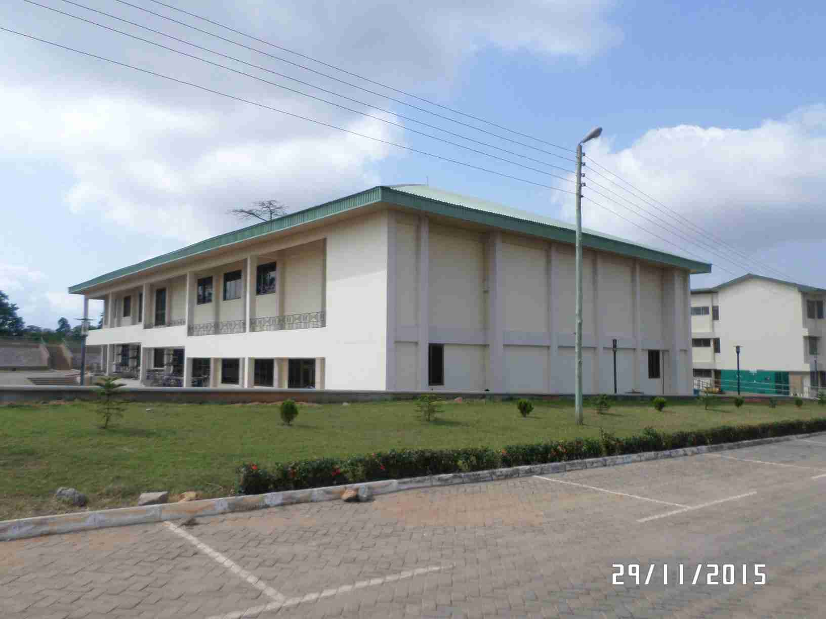 KNUST BUSINESS BLOCK – Foreen Electrical Engineering Services
